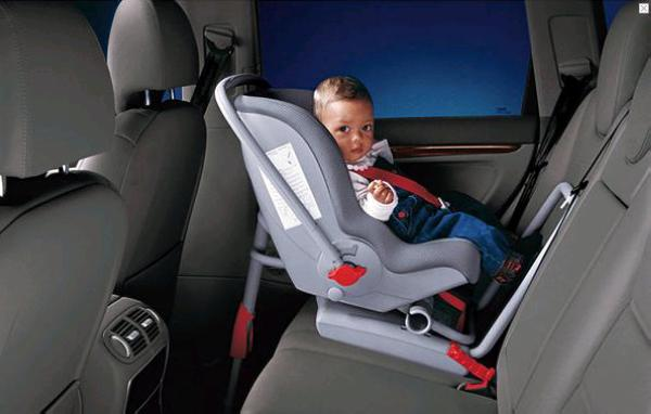 Delicate Baby Car Seat Accessories