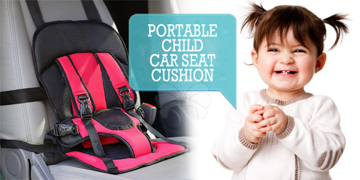 Cute Baby Car Seat Cushion