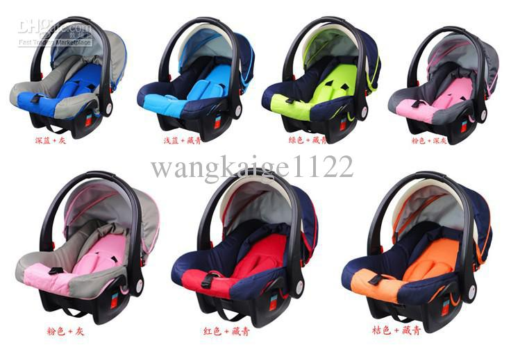 Colorful Best Baby Car Seats