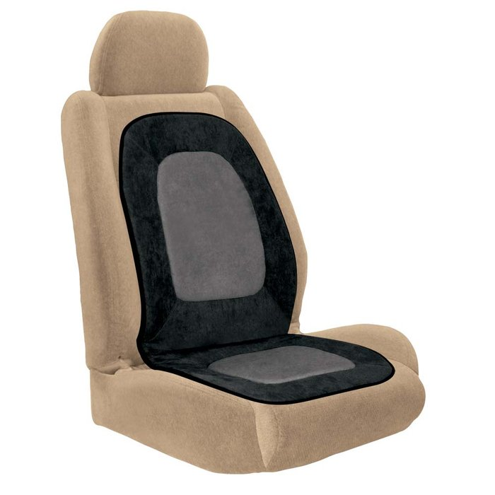 Beige Car Cushion