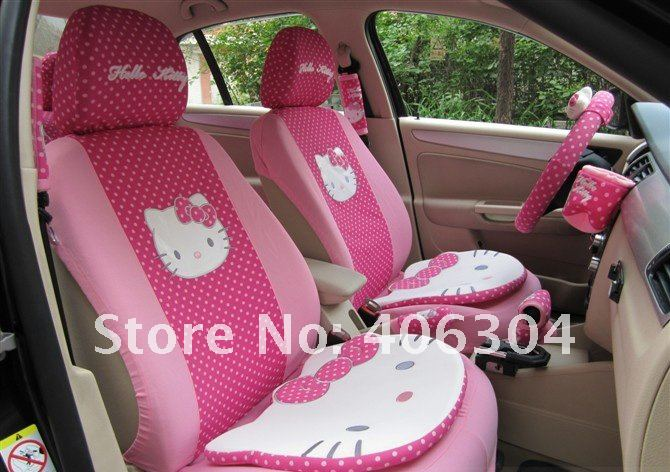 Lovely Car Decor For Girls