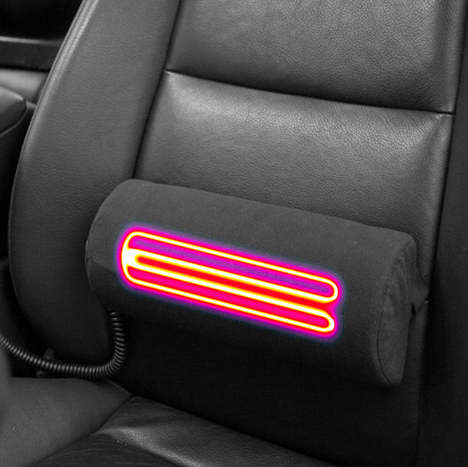 Nice Lumbar Support Car Seat Cushion