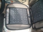 Simple Mesh Car Seat Cushion