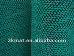Green Plastic Car Mat