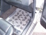 Good Plastic Car Mats