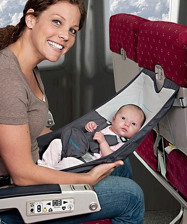 Compact Travel Baby Seat