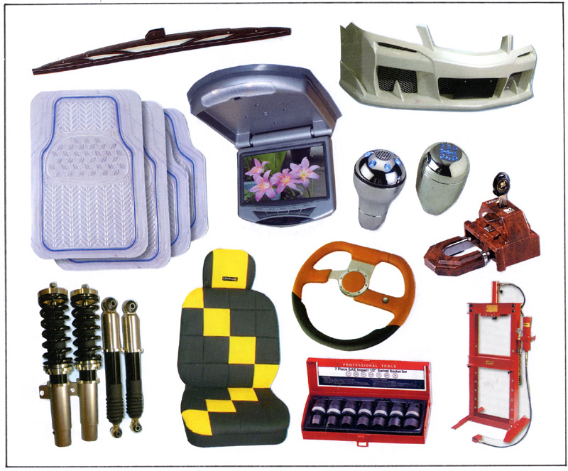 Various Car Accessories Online In India