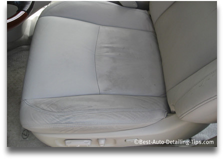 Effective Car Seat Cleaner