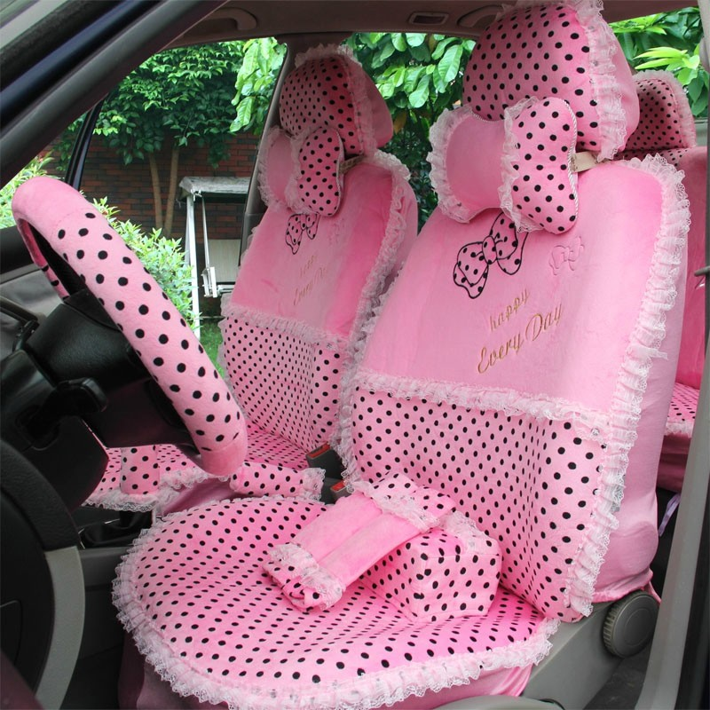 Pink Cheap Car Seat