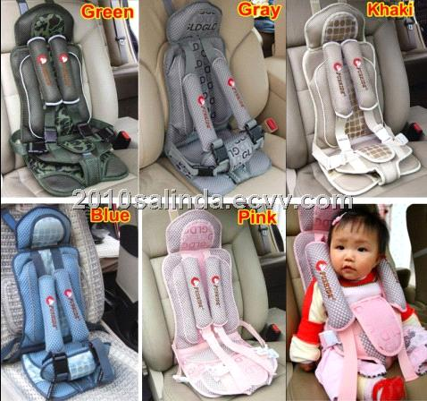 Comfy Infant Car Seat Cushions