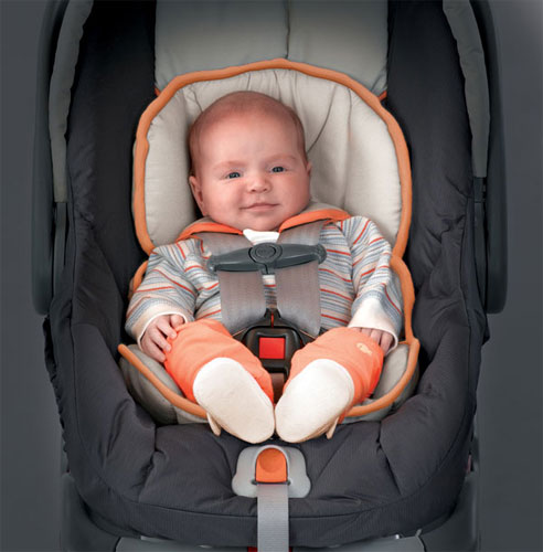 Durable Infant Seat Car