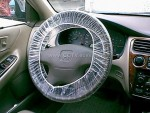Transparent Steering Covers