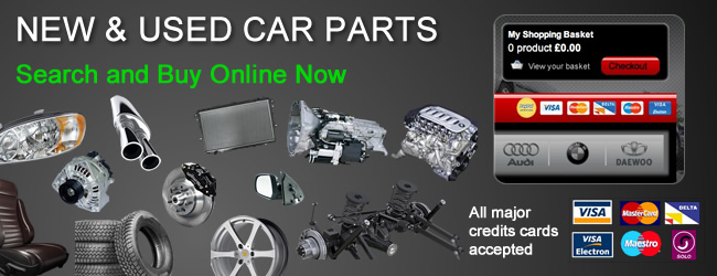 New Used Buy Car Parts