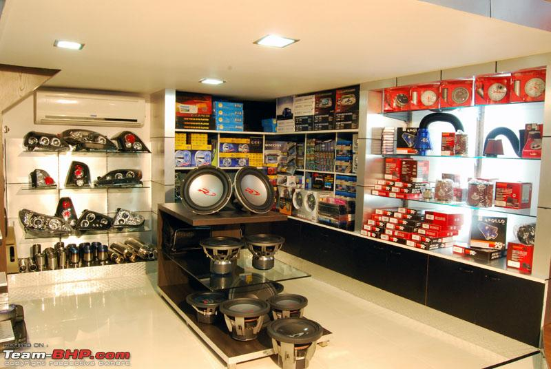 Clean Car Accessories Shop