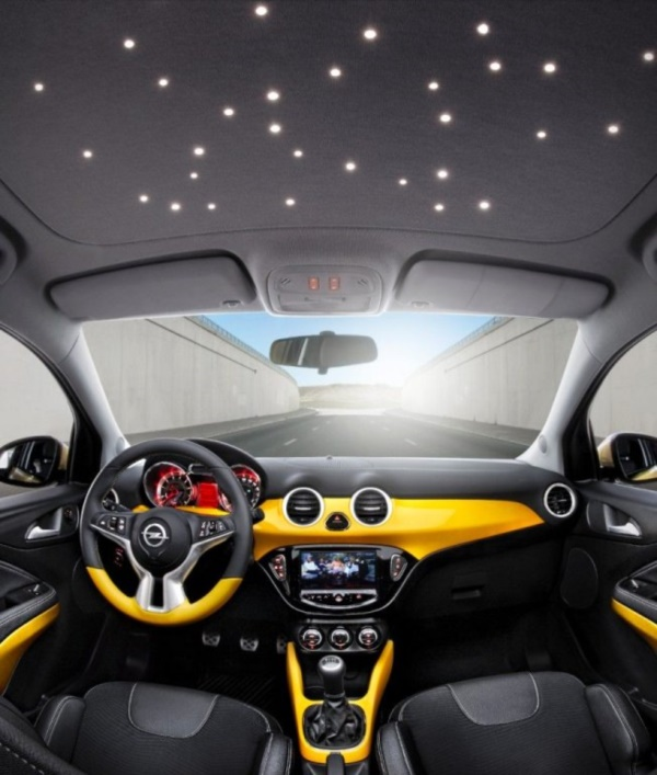 Amazing Car Interior Decoration