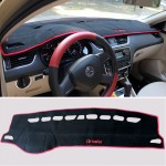 Red Dashboard Accessories For Car 2017