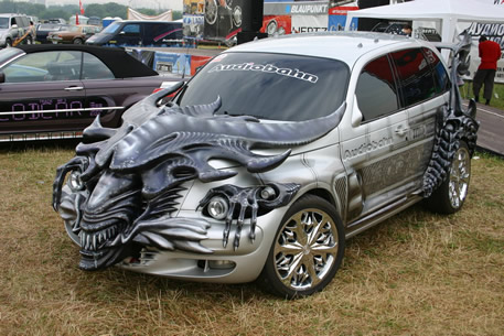 Unbelievable Custom Auto Parts