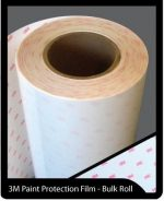 3M Scotchgard Clear Bra Paint Protection Bulk Film Roll 6-by-48-inches