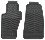 Highland 4503600 All-Weather Gray Front Seat Floor Mat
