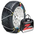 Security Chain Company Z-539 Z-Chain Extreme Performance Cable Tire Traction Chain – Set of 2