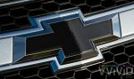 VViViD XPO Gloss Black Chevy Bowtie Logo Wrap Kit (Extra-Wide Roll (17.75″ x 60″))