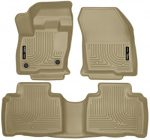 Husky Liners Front & 2nd Seat Floor Liners Fits 2016 MKX
