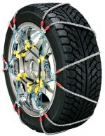 Security Chain Company SZ134 Super Z6 Cable Tire Chain for Passenger Cars, Pickups, and SUVs – Set of 2