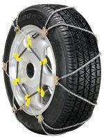 Security Chain Company SZ319 Shur Grip Super Z Passenger Car Tire Traction Chain – Set of 2