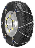 Security Chain Company ZT747 Super Z LT Light Truck and SUV Tire Traction Chain – Set of 2