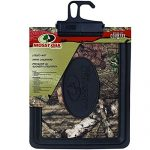 Realtree Rear Utility Floor Mat (Xtra Camo, Durable Molded PVC, 2 Pack)