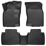 Husky Liners Front & 2nd Seat Floor Liners Fits 14-16 Rogue