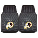 FANMATS NFL Washington Redskins Vinyl Heavy Duty Car Mat