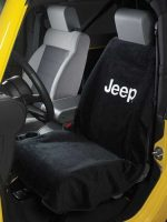 Jeep Wrangler Cherokee Commander Compass Liberty Patriot Seat Cover Towel MOPAR