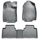 Husky Liners Front & 2nd Seat Floor Liners Fits 10-12 Fusion/MKZ – FWD
