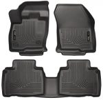 Husky Liners Front & 2nd Seat Floor Liners Fits 15-16 Edge