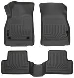 Husky Liners Front & 2nd Seat Floor Liners Fits 11-15 Cruze, 2016 Cruze Limited